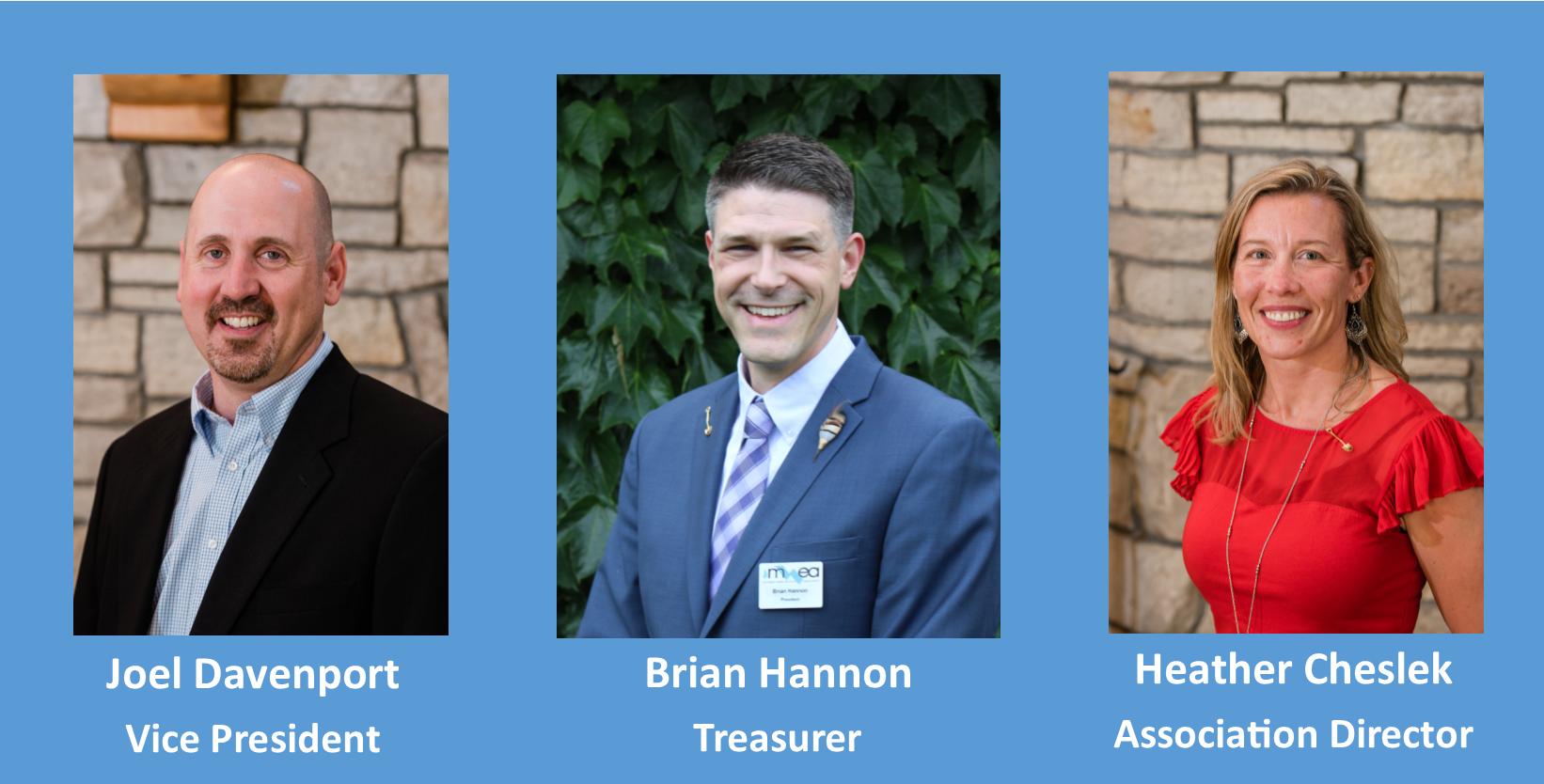 Board of Directors - Michigan Water Environment Association